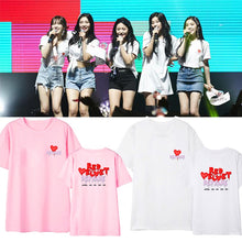Load image into Gallery viewer, RED VELVET Shirts - KPOP SALES
