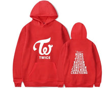 Load image into Gallery viewer, TWICE Hoodie - KPOP SALES