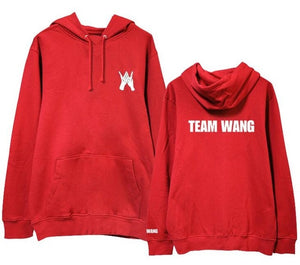 GOT7 Jackson Team Wang Hoodie - KPOP SALES