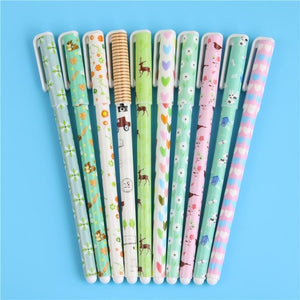 Kawaii Gel Pen 10 Pcs/set - KPOP SALES