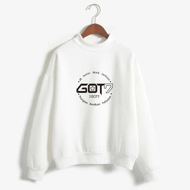Got7 Moletom Sweatshirts - KPOP SALES