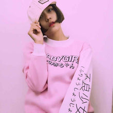 Load image into Gallery viewer, BABY GIRL Sweatshirt - KPOP SALES