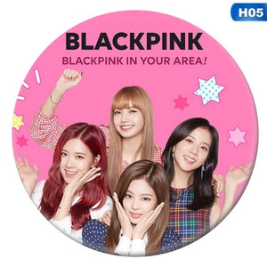 BLACKPINK Pin Badge - KPOP SALES