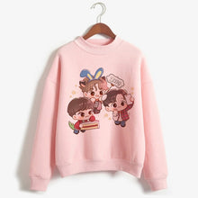Load image into Gallery viewer, Exo Cartoon Sweatshirt - KPOP SALES