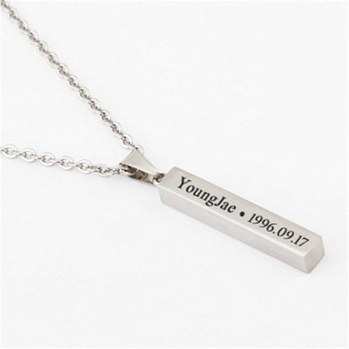 GOT7 Necklace - KPOP SALES