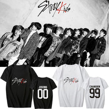 Load image into Gallery viewer, STRAY KIDS Member T-Shirt - KPOP SALES
