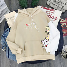 Load image into Gallery viewer, Cute Cat Hoodies - KPOP SALES