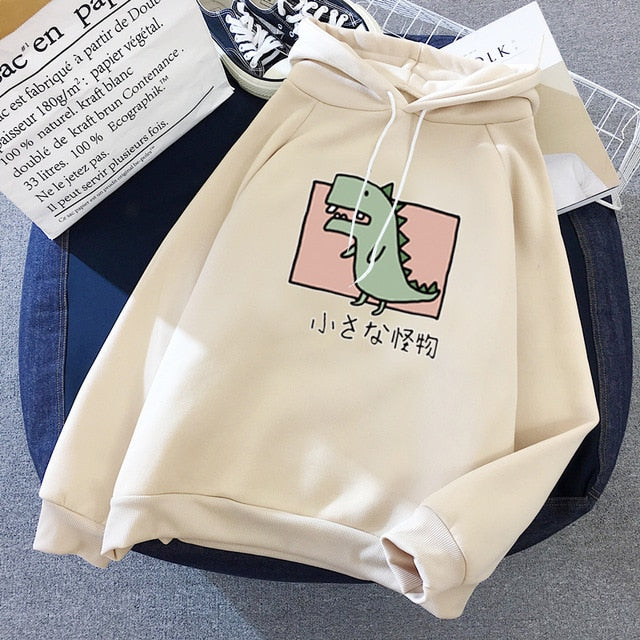 Kawaii Monster Hoodie - KPOP SALES