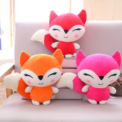 Kawaii Fox Plush - KPOP SALES