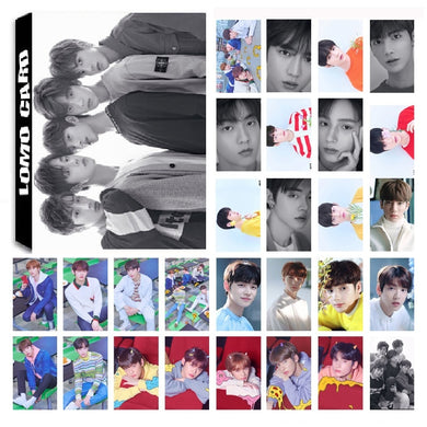 TXT Lomo Card - KPOP SALES