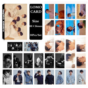 BTS Lomo Card - KPOP SALES