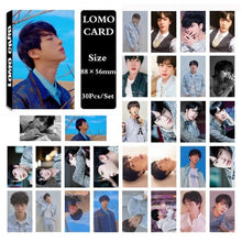 Load image into Gallery viewer, BTS Lomo Card - KPOP SALES