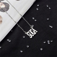 Load image into Gallery viewer, BTS Names Necklace - KPOP SALES