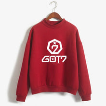 Load image into Gallery viewer, Got7 Sweatshirts - KPOP SALES