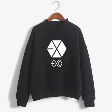 Exo Logo Sweater - KPOP SALES