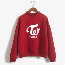 Load image into Gallery viewer, Twice Sweatshirts - KPOP SALES