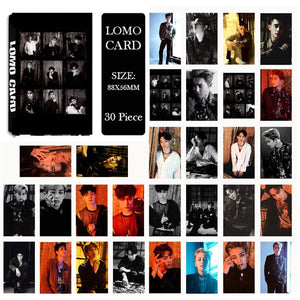 EXO LOMO Cards 30Pc/set - KPOP SALES