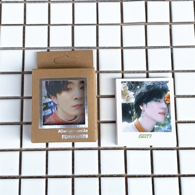 Got7 Lomo Cards 40Pcs/set - KPOP SALES