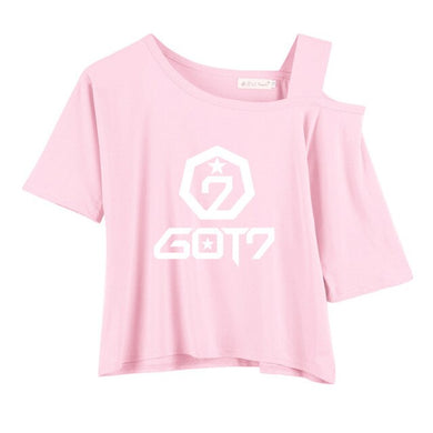 Got7 Top Crop - KPOP SALES