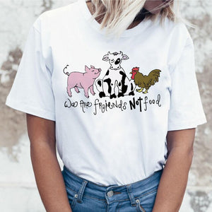 Animals Are Friends Shirt - KPOP SALES
