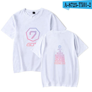 GOT7 T Shirt - KPOP SALES