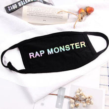 Load image into Gallery viewer, BTS Face Mouth Mask - KPOP SALES