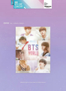 BTS WORLD OST Album CD - KPOP SALES