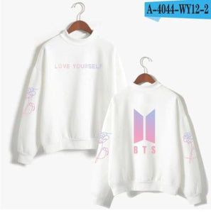 BTS Love Yourself Sweatshirt - KPOP SALES