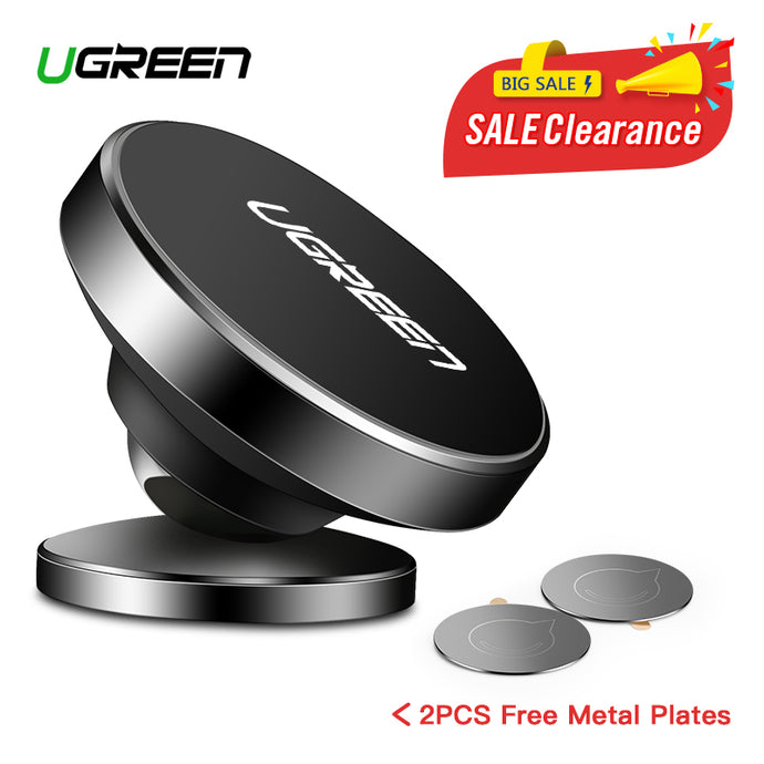 Ugreen Magnetic Phone Holder For iPhone & Android