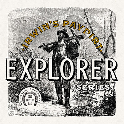 Explorer series gold paydirt
