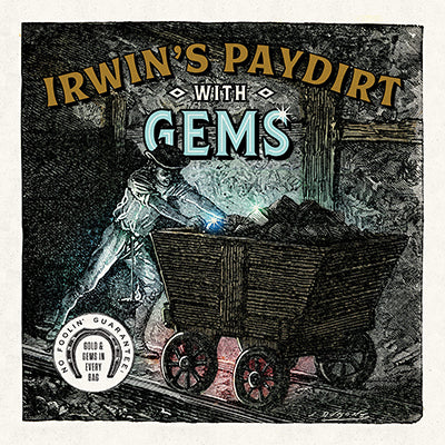 paydirt with gold and gems
