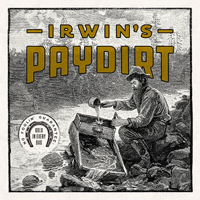 Novice paydirt collection