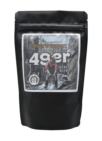 "1.LB of Gold Paydirt 49er Secret Blend  ""North American Ancient River Bed Dirt"" 1/2 Gram-Advanced"