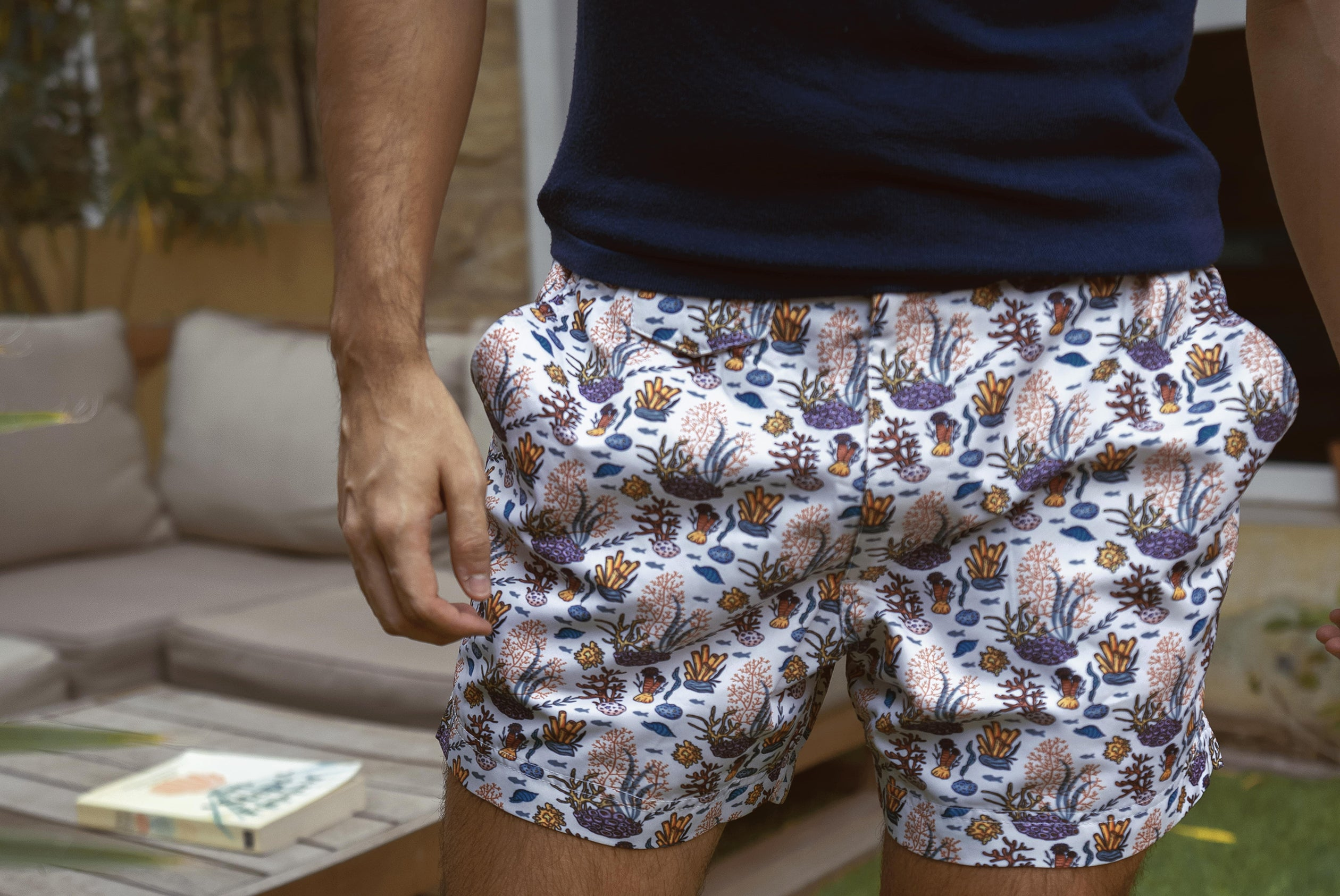 Corallo - Swim Shorts