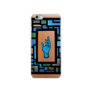 Into Being Panel iPhone Case