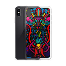 Load image into Gallery viewer, The Screaming Abyss iPhone Case