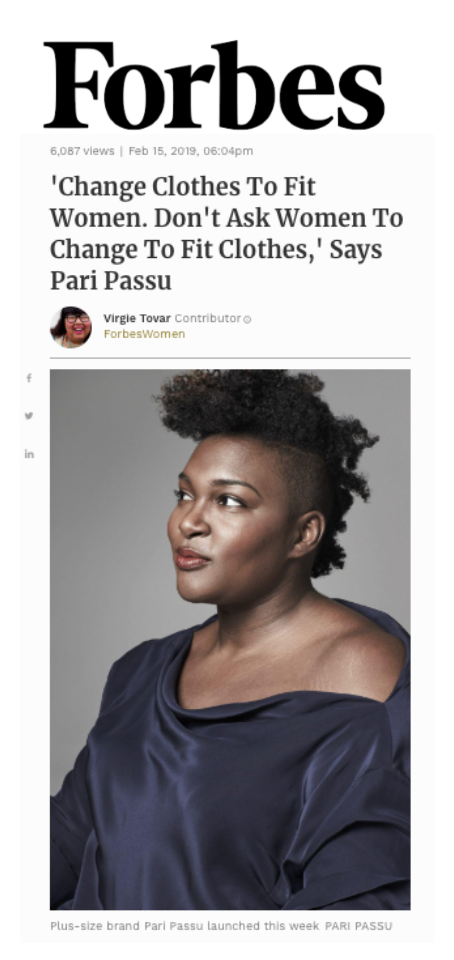 Pari Passu in Forbes February 15, 2019
