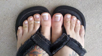 Silver toe reings for men and women