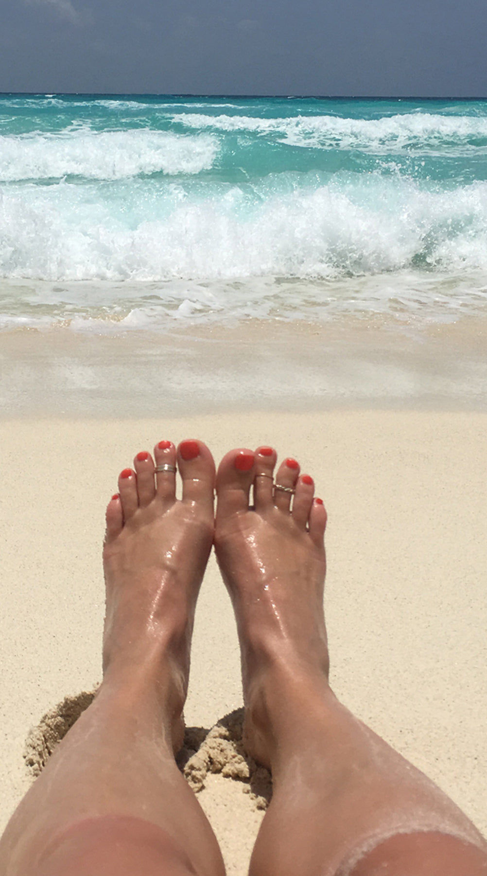 Foot Ring Foot Jewelry Foot Accessories Silver Toe Ring Beach Jewelry Summer Jewelry Toe Ring Adjustable Toe Ring T80