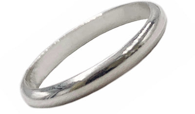 3mm Sterling Thumb Ring