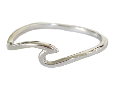 The Perfect Wave Pura Vida Sterling Ring