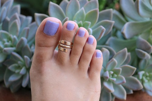 Pipeline Toe Ring