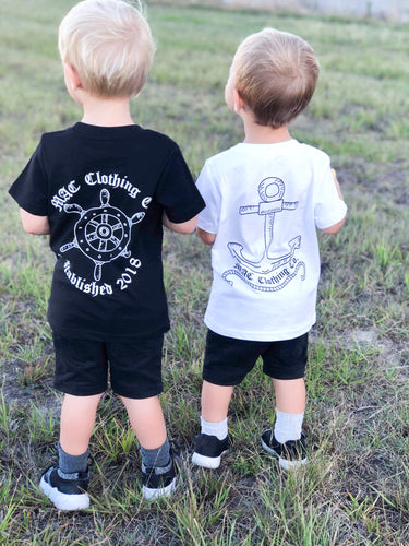 Kids Anchor Tee