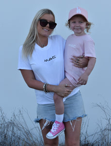 Ladies Mac Cube Tee
