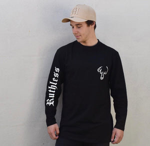 Ruthless Long Sleeve Tee