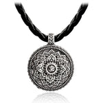 COLLIER MANDALA LOTUS