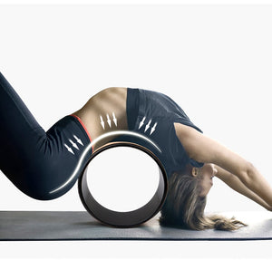 ROUE DE YOGA LOTUS