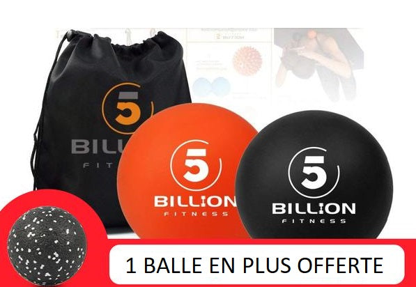 SET DE 2 BALLES DE MASSAGE / PROCIRCLE