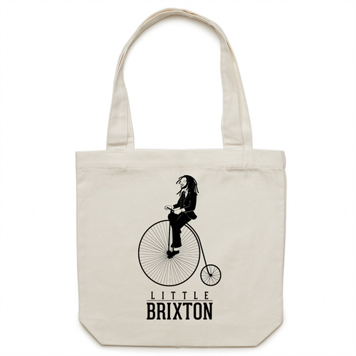 Little Brixton - Canvas Tote Bag