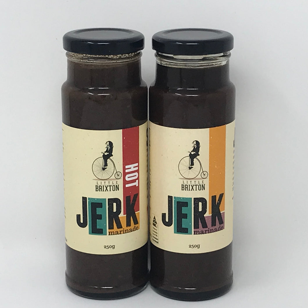 Jerk marinade 2 pack